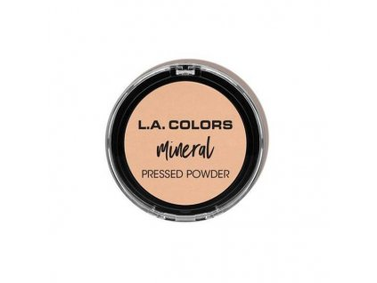 la colors la colors mineral pressed powder fair