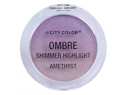 city color city color ombre shimmer highlighter am
