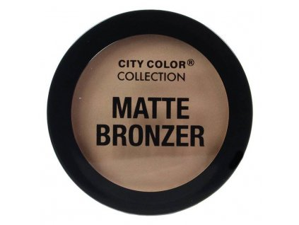 city color city color matte bronzer caramel