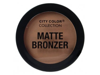 city color city color matte bronzer chestnut