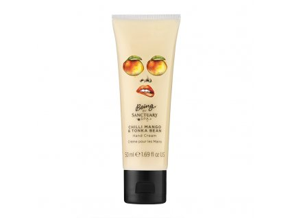 Being By Sanctuary Spa Chilli Mango amp Tonka Bean Hand Cream 50ml 1508770005