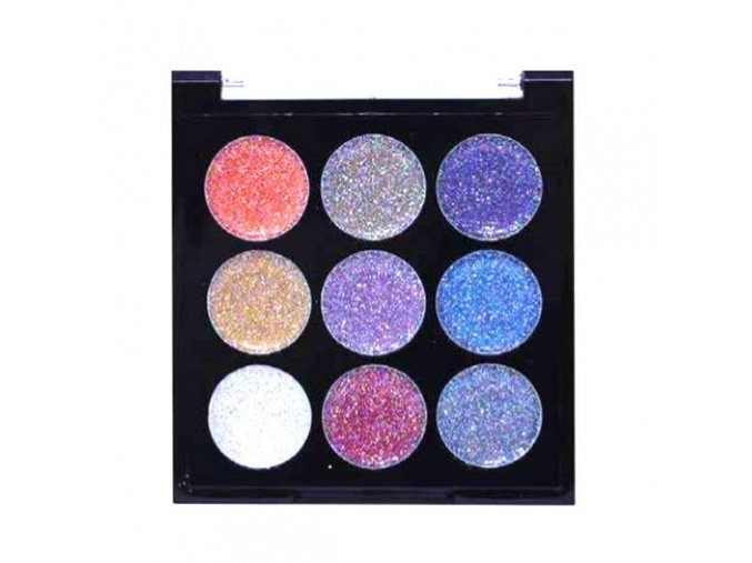 city color city color cream glitter eyeshadow pale