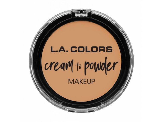 la colors la colors cream to powder foundation hon