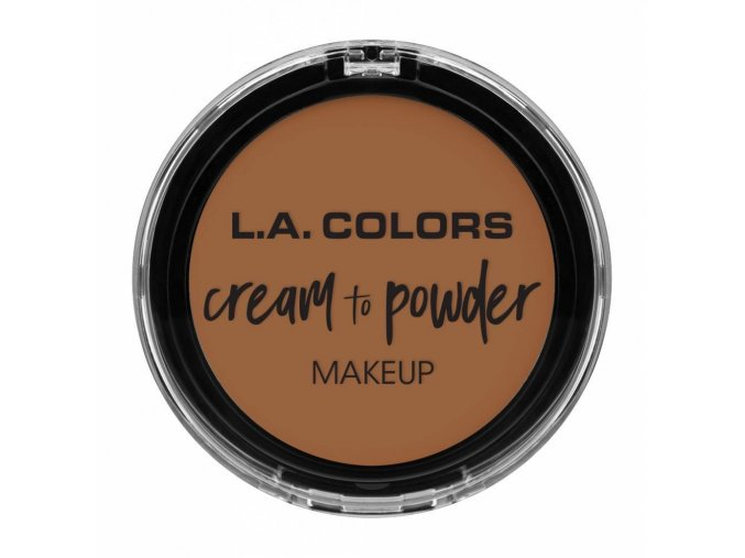 la colors la colors cream to powder foundation san