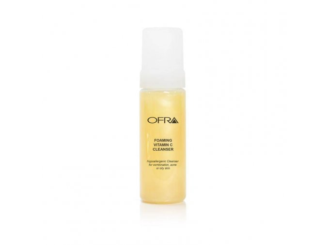 ofra cosmetics ofra foaming cleanser vitamin c