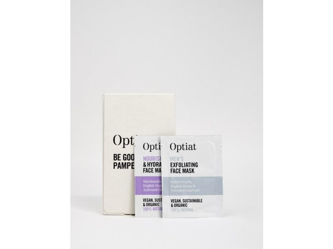 optiat pamper kit group mask