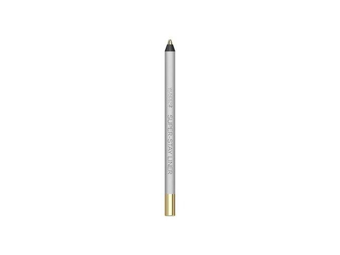 Pencils glitter metalicgold
