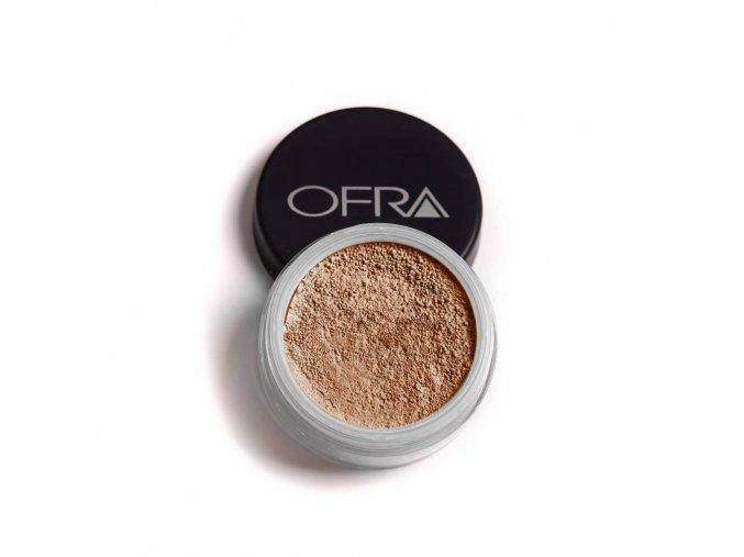 ofra cosmetics ofra translucent powder dark