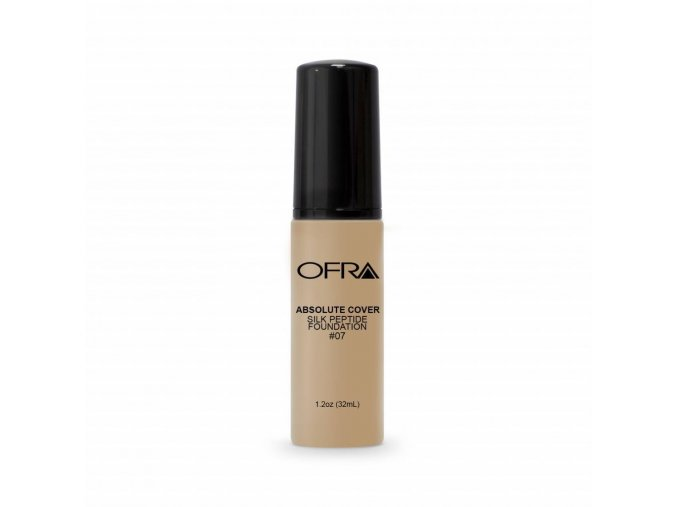 ofra cosmetics ofra absolute cover silk foundation
