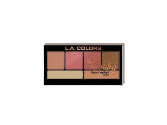 la colors la colors so cheeky blush highlighter pe