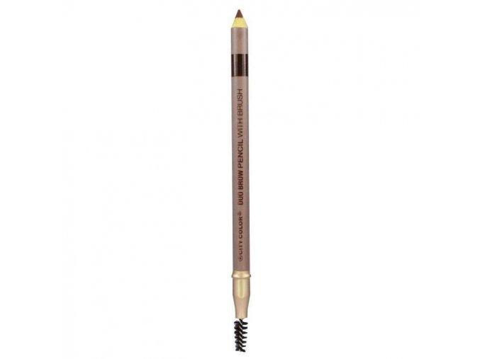 city color city color brow pencil with brush mediu