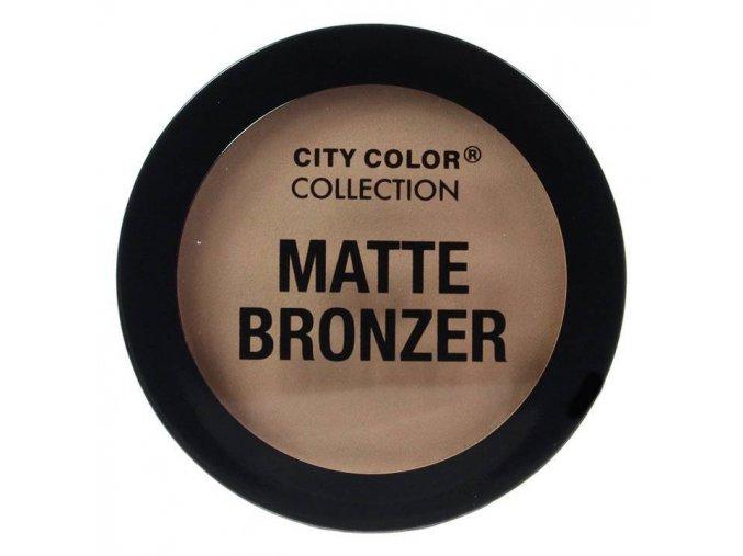 city color city color matte bronzer caramel