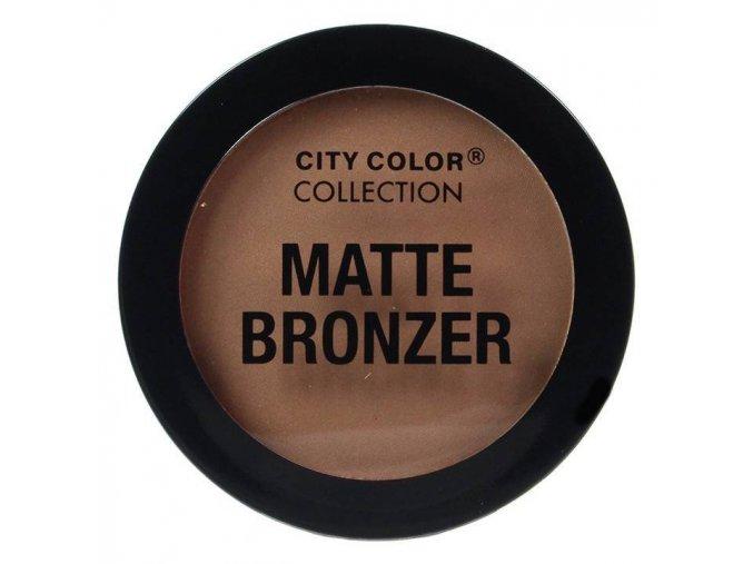 city color city color matte bronzer chestnut