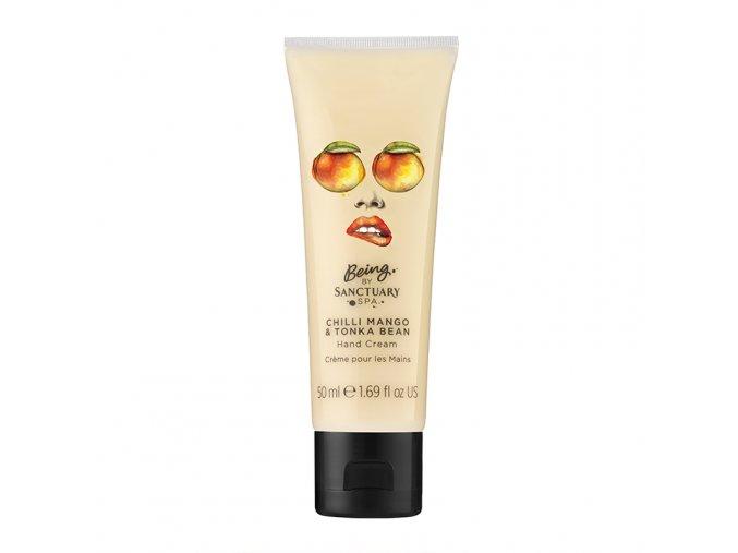 Being By Sanctuary Spa Chilli Mango amp Tonka Bean Hand Cream 50ml 1508770005