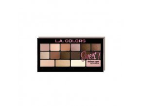 la colors la colors sweet 16 color eyeshadow charm
