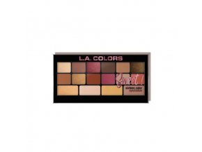 la colors la colors sweet 16 color eyeshadow brave