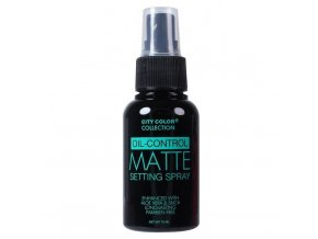 city color city color matte oil control setting sp