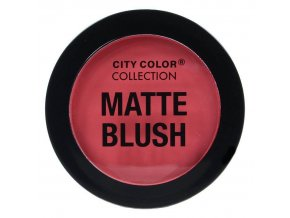 city color city color matte blush deep coral