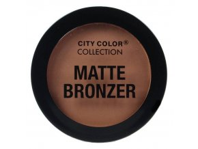 city color city color matte bronzer copper