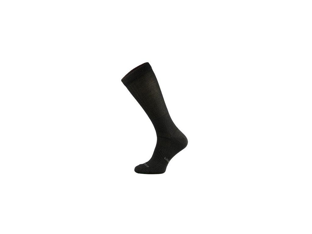 Ponožky COMODO TRE 6 - Merino - treking - černá