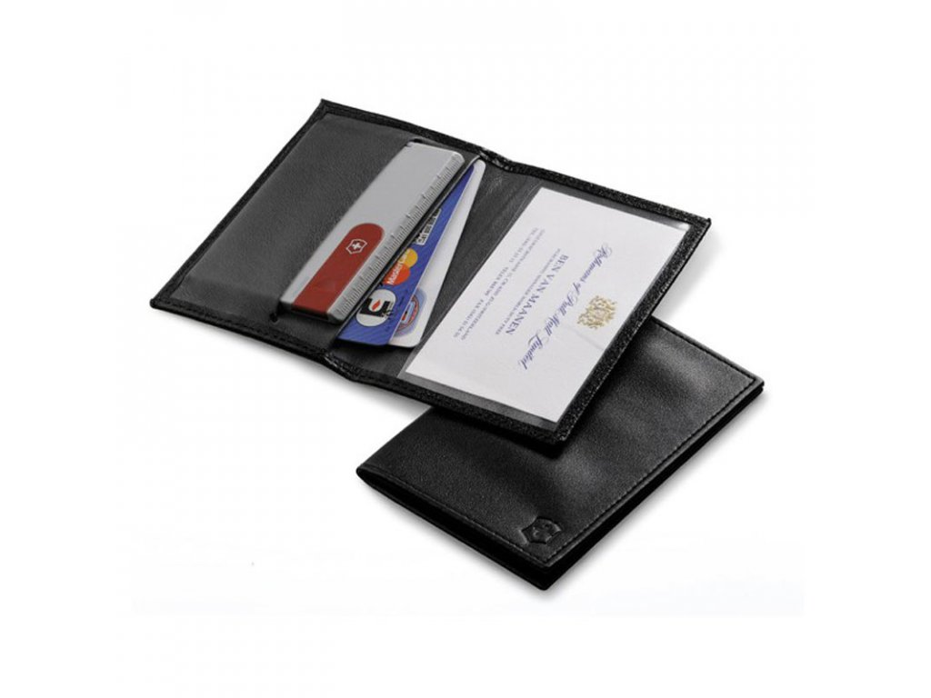 Pouzdro kožené na VICTORINOX SwissCard Classic