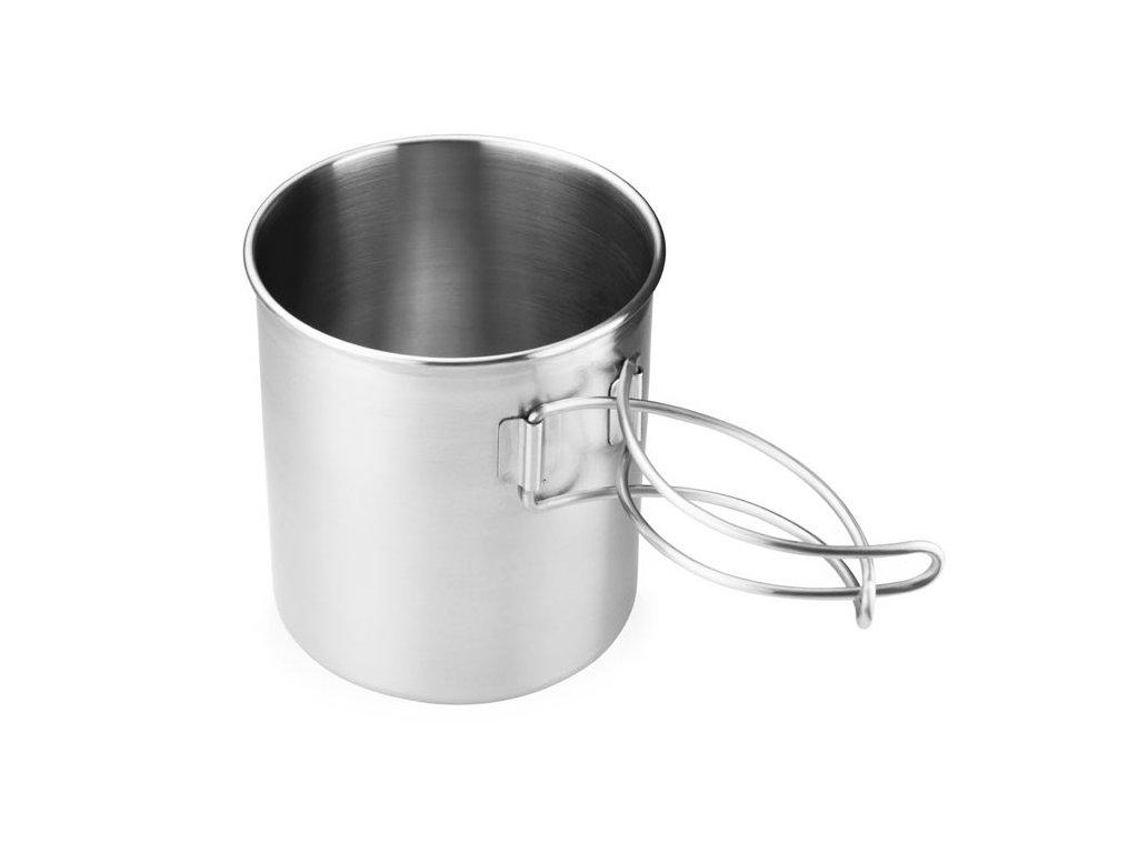 Hrnek nerezový 710 ml GSI Glacier Stainless Bottle Cup