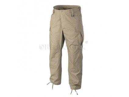 Kalhoty Helikon SFU NEXT rip-stop KHAKI Long