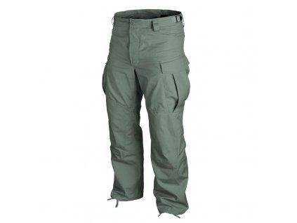 Kalhoty Helikon SFU NEXT rip-stop OLIVE DRAB Regular