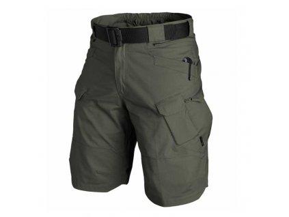 Kraťasy Helikon URBAN TACTICAL Shorts rip-stop TAIGA GREEN