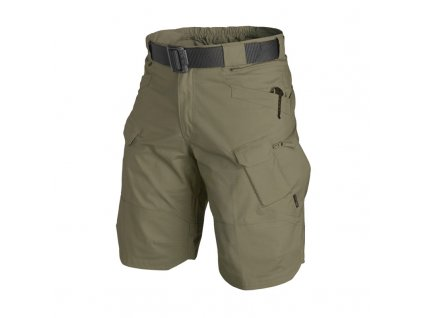 Kraťasy Helikon URBAN TACTICAL Shorts rip-stop ADAPTIVE GREEN