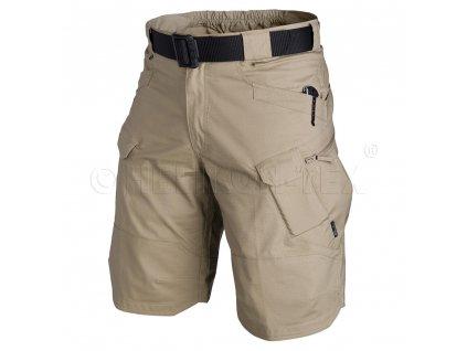 Kraťasy Helikon URBAN TACTICAL Shorts rip-stop KHAKI