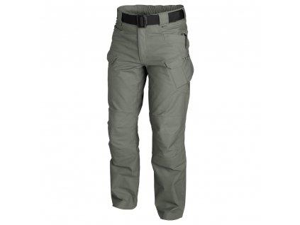 Kalhoty Helikon URBAN TACTICAL PANTS OLIVE DRAB rip-stop LONG