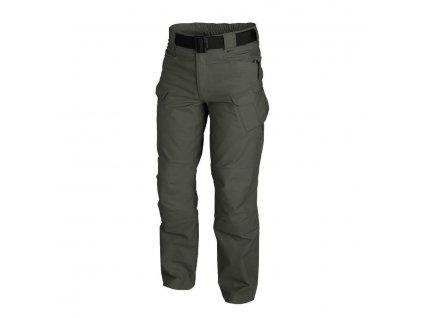 Kalhoty Helikon URBAN TACTICAL PANTS Taiga Green rip-stop LONG