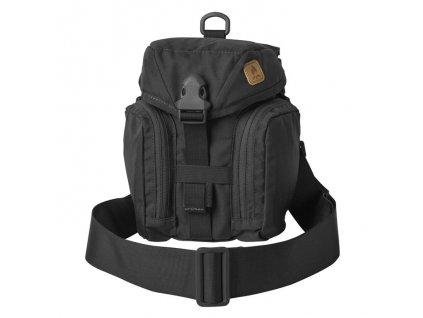 Brašna přes rameno HELIKON Bushcraft Essential Kitbag BLACK