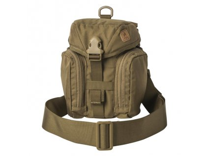 Brašna přes rameno HELIKON Bushcraft Essential Kitbag COYOTE