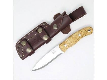 Nůž TBS Boar Bushcraft Knife - Curly Birch