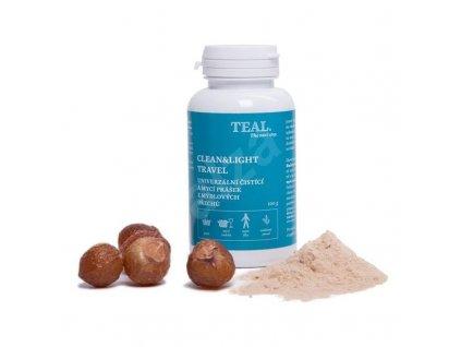 Univerzální čistící a mycí prostředek TEAL - dóza 100g