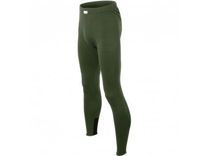 Pánské vlněné Merino spodky Lasting WICY 260g - zelené