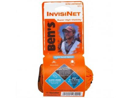 Moskytiéra na ochranu hlavy BEN'S Ultranet