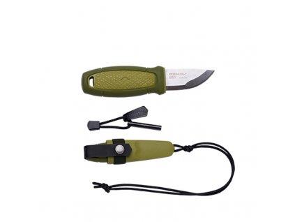 Morakniv nůž Eldris Neck - Knife Kit GREEN
