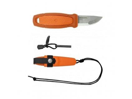 Morakniv nůž Eldris Neck - Knife Kit ORANGE