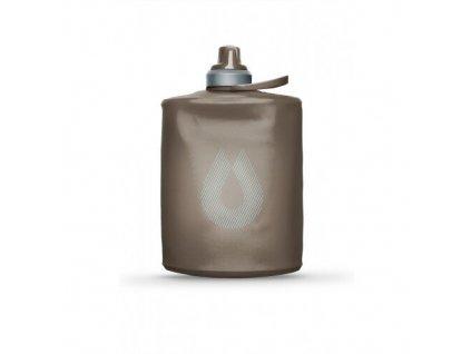 Skládací láhev HydraPak Stow 0,5 l - Mammoth Grey