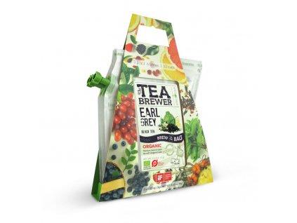 Grower's Cup Čaj - 3 druhy čaje - Fruity Figs   Pineapple Ginger   Lemon Earl Grey