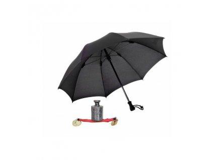 Odolný deštník EUROSCHIRM Birdiepal Outdoor - ČERNÝ