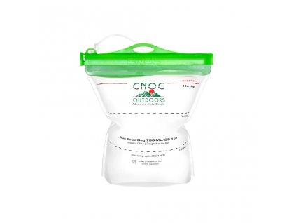 Skládací sáček CNOC Nutrition BUC Food Bag - 750 ml