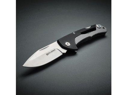 Zavírací nůž Willumsen Copenhagen Cobra Ace – Stone Black