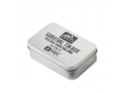 Plechová krabička HELIKON Survival Tin Box