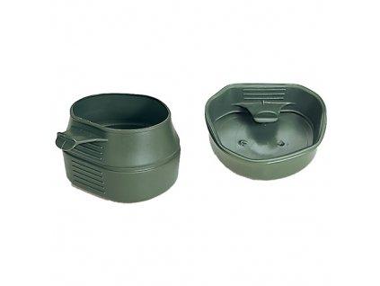 Wildo FOLD-A-CUP® plastový 250ml ZELENÝ
