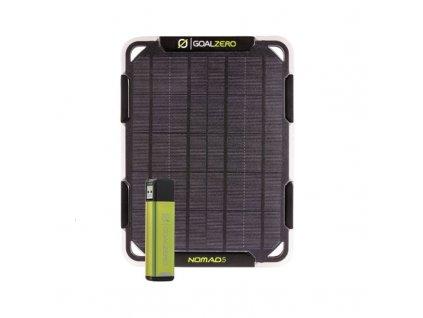 Powerbanka a solární nabíječka Goal Zero FLIP 12+ NOMAD 5