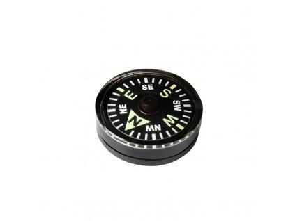 Knoflíkový kompas HELIKON Button Compass Large - Black